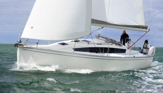 Delphia 31-di Sailing Monohull Charter In Arzon, France