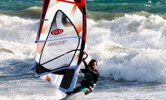 Wind Surfer Rental & Lessons In Tarifa, Spain