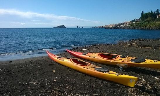 Kayak Rental In Acireale