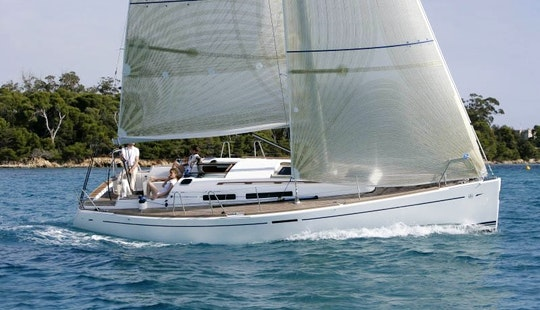 Dufour 34 Sailing Monohull Charter In Arzon, France