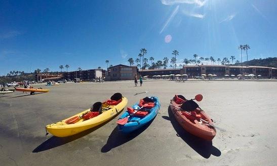 Tandem Kayak Rental In San Diego