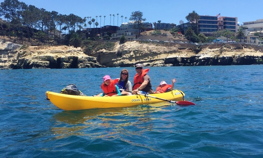 Triple Kayak Rental In San Diego