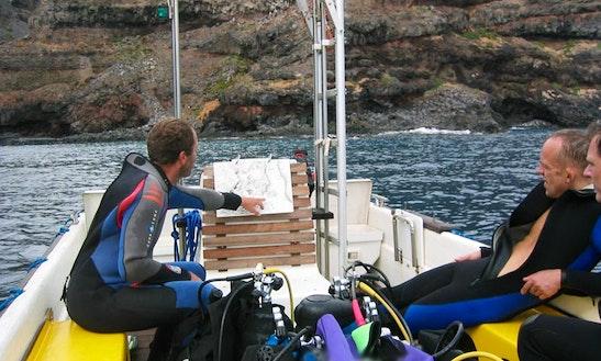 Scuba Diving In San Sebastián De La Gomera