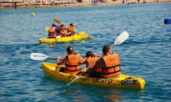 Kayak Rental In Eilat, Israel