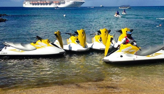 Waverunner And Snorkel Experience Tour In George Town