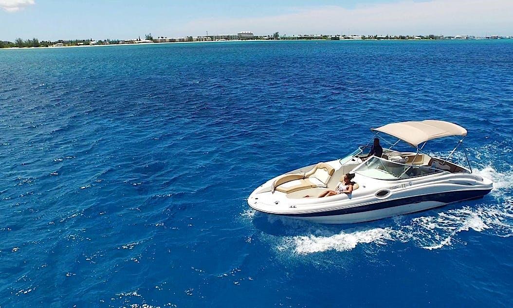 27' Luxury Cruiser In George Town