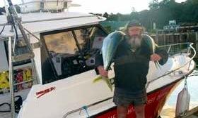 Head Boat Fishing Trips in Oakura, New Zealand