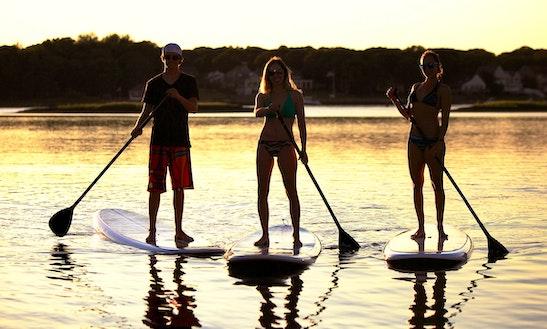 Paddleboard Rental In Pensacola, Florida