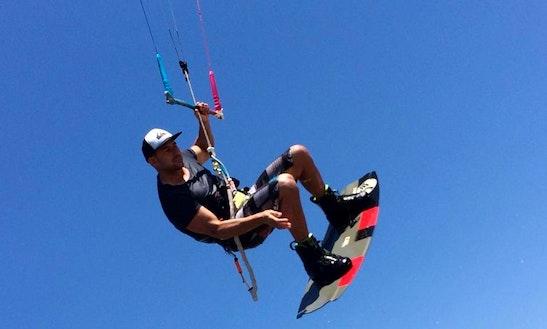 Kite Lessons In East Mackay, Australia