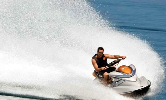 Jet Ski Rental In Larnaka