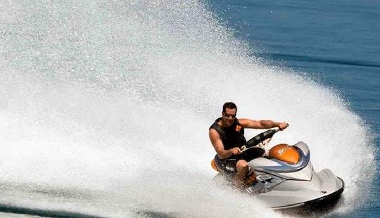Jet Ski Rental In Larnaka