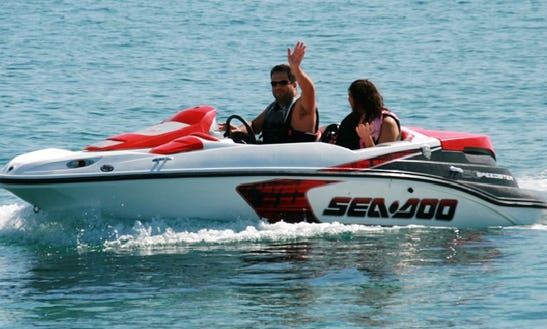 Speed Boat Rental