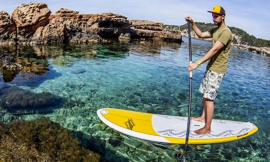 Paddleboard Rental In Sant Antoni De Portmany, Spain