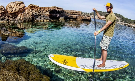 Paddleboard Rental In Sant Antoni De Portmany, Spain