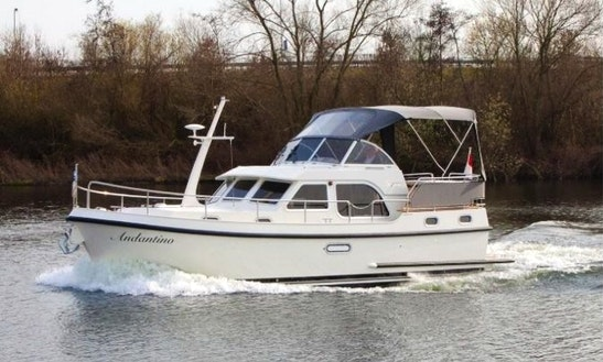 Rent Linssen Grand Sturdy 30.9 Yacht In Kinrooi