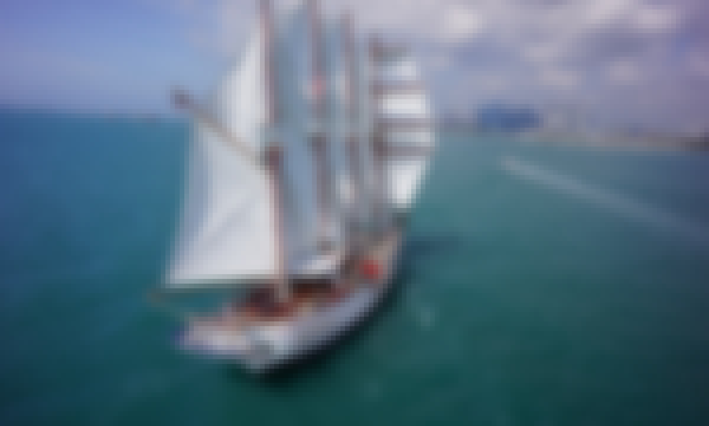 Tall Ship Royal Albatross - Most romantic ship in Singapore!