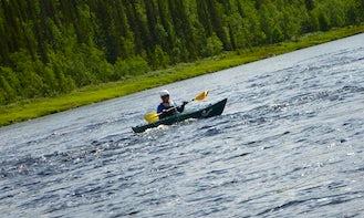Kayak Rental In Inari