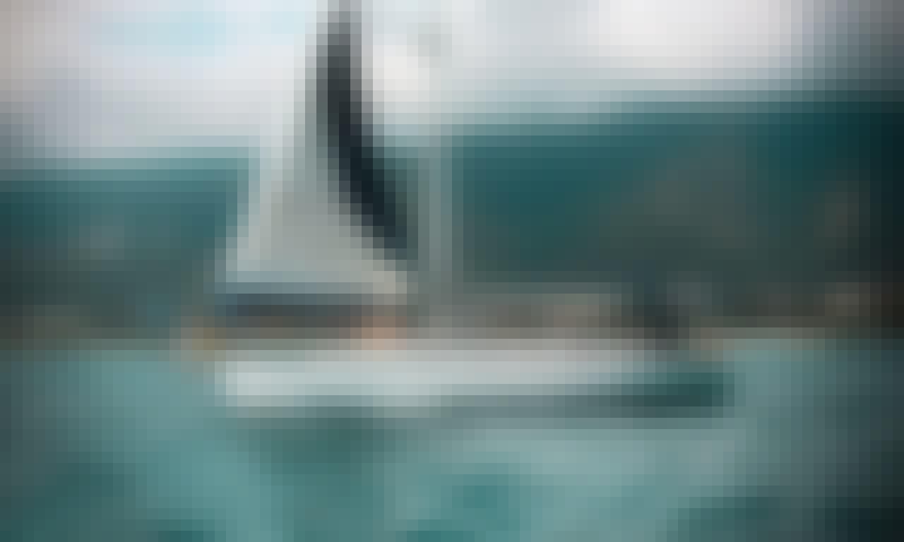 'Victoria' Sailing Monohull Charter in Gelendzhik