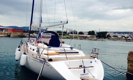 Dufour 43 Sailing Monohull Charter In Gelendzhik