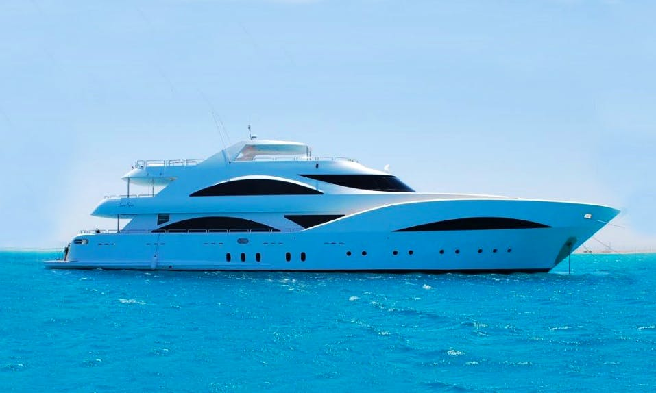 Exclusive Luxury Yacht Charter In Egypt