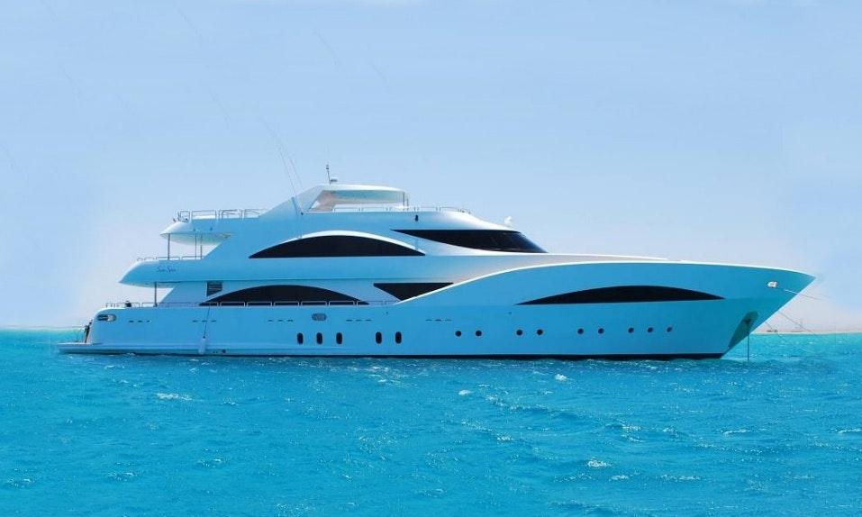 Exclusive Luxury Yacht Charter In Egypt   GetMyBoat