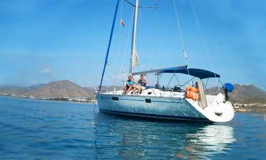 Charter The Beneteau Oceanis 440 Sailing Yacht In Aguilas, Spain