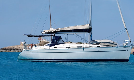 Beneteau Cyclades 39 Sailing Yacht Charter In Murcia, Spain