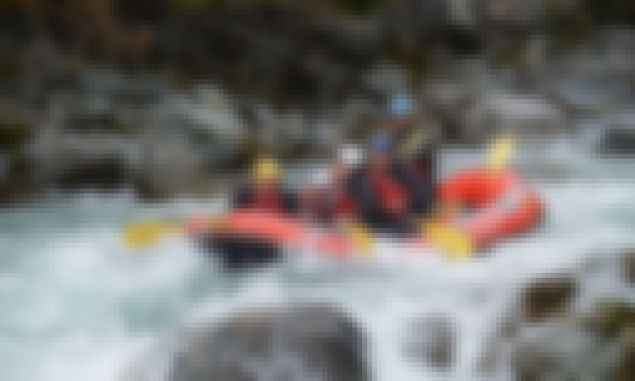Professional Guided Rafting Trips in the Inn River