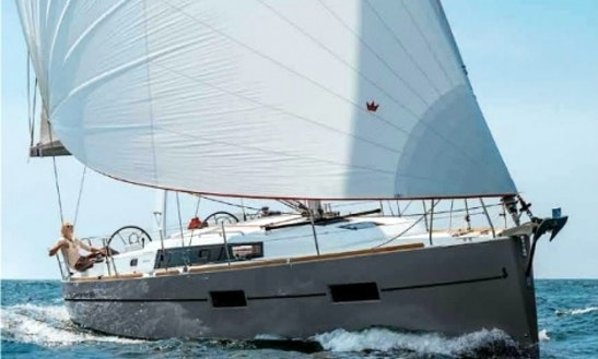 Charter Beneteau Oceanis 38 Weekender Sailboat In Torrevieja, Spain
