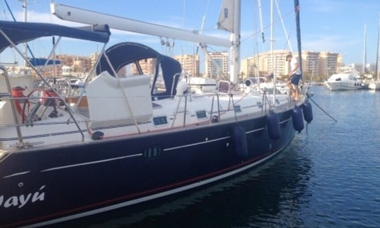 Charter Beneteau Oceanis 50 Sailing Yacht From Murcia, Spain