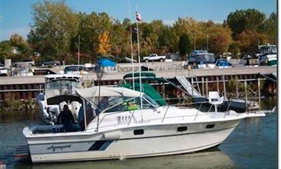 Motor Yacht Rental In Erie Township