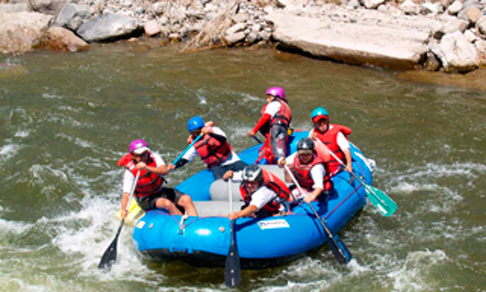 Rafting Trips In Ollantaytambo, Peru