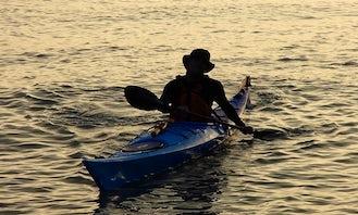 Single Kayak Rental In Singapore