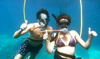Book a Snuba Diving in the Gulf of Thailand!