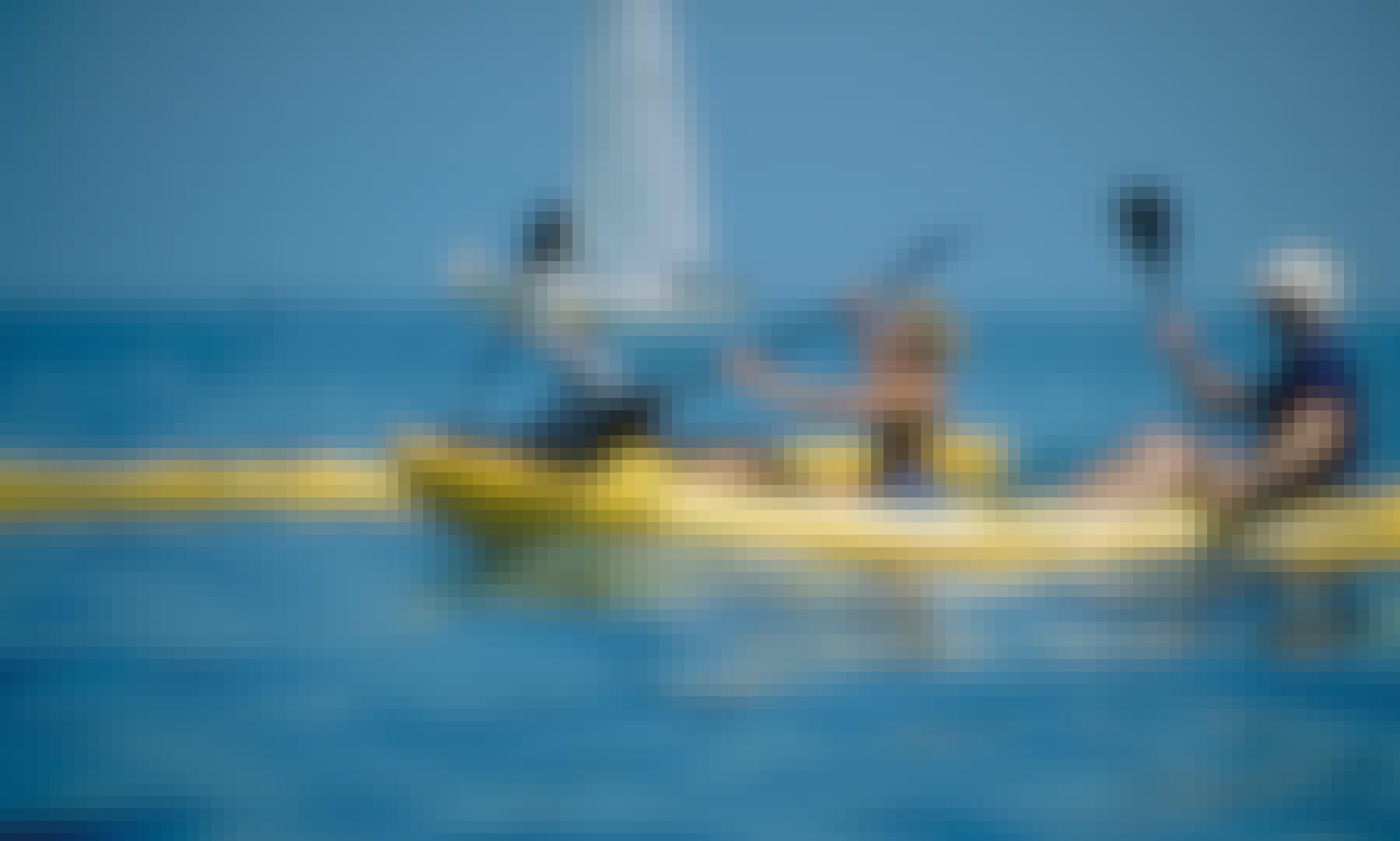 Double Ocean Kayak Rental & Tours in Tamarindo