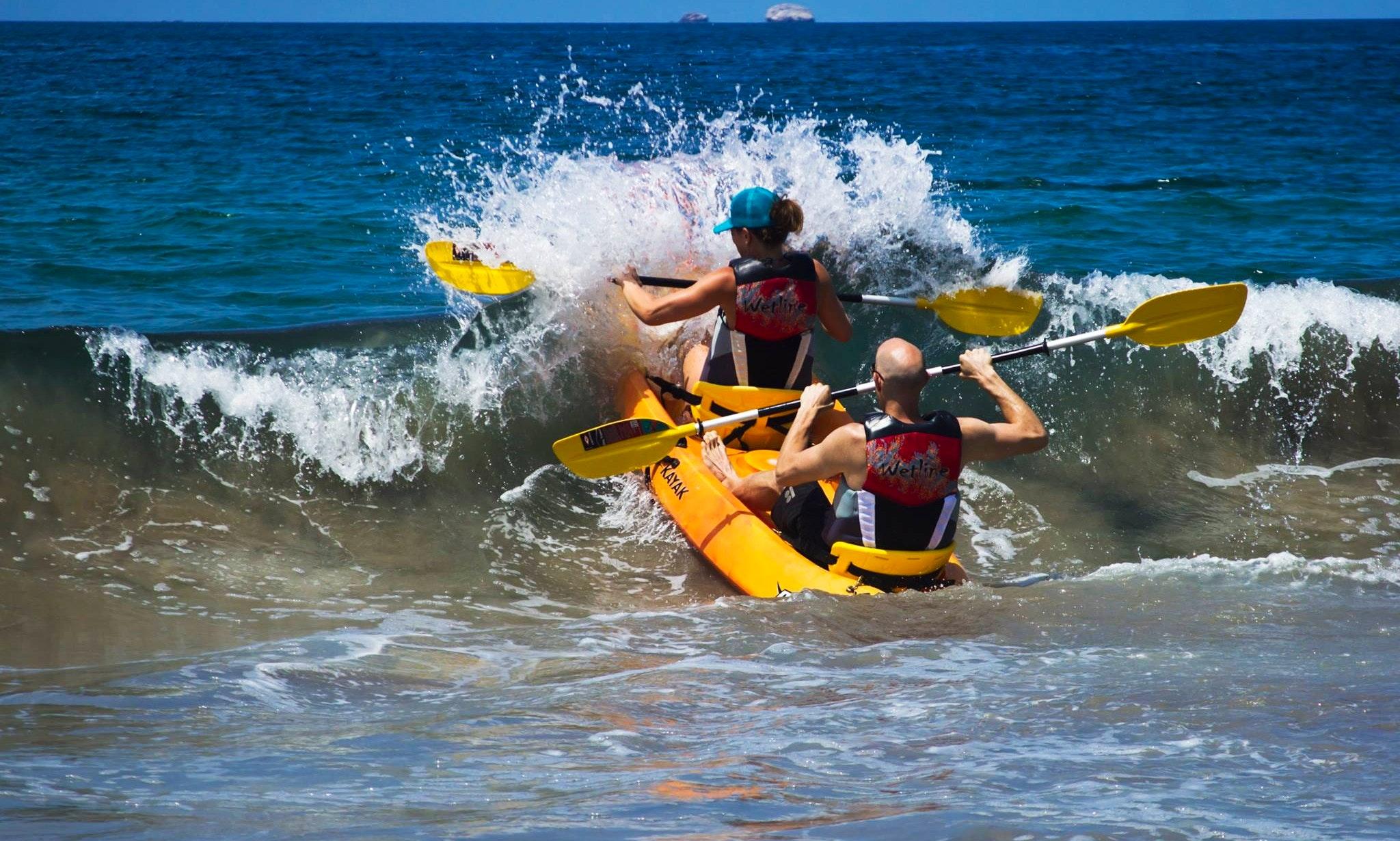 Double Ocean Kayak Rental & Tours in Tamarindo | GetMyBoat