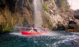 Double Kayak Route Trips in Cómpeta