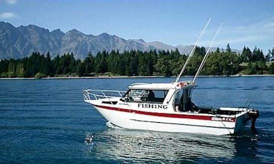 34' Head Boat