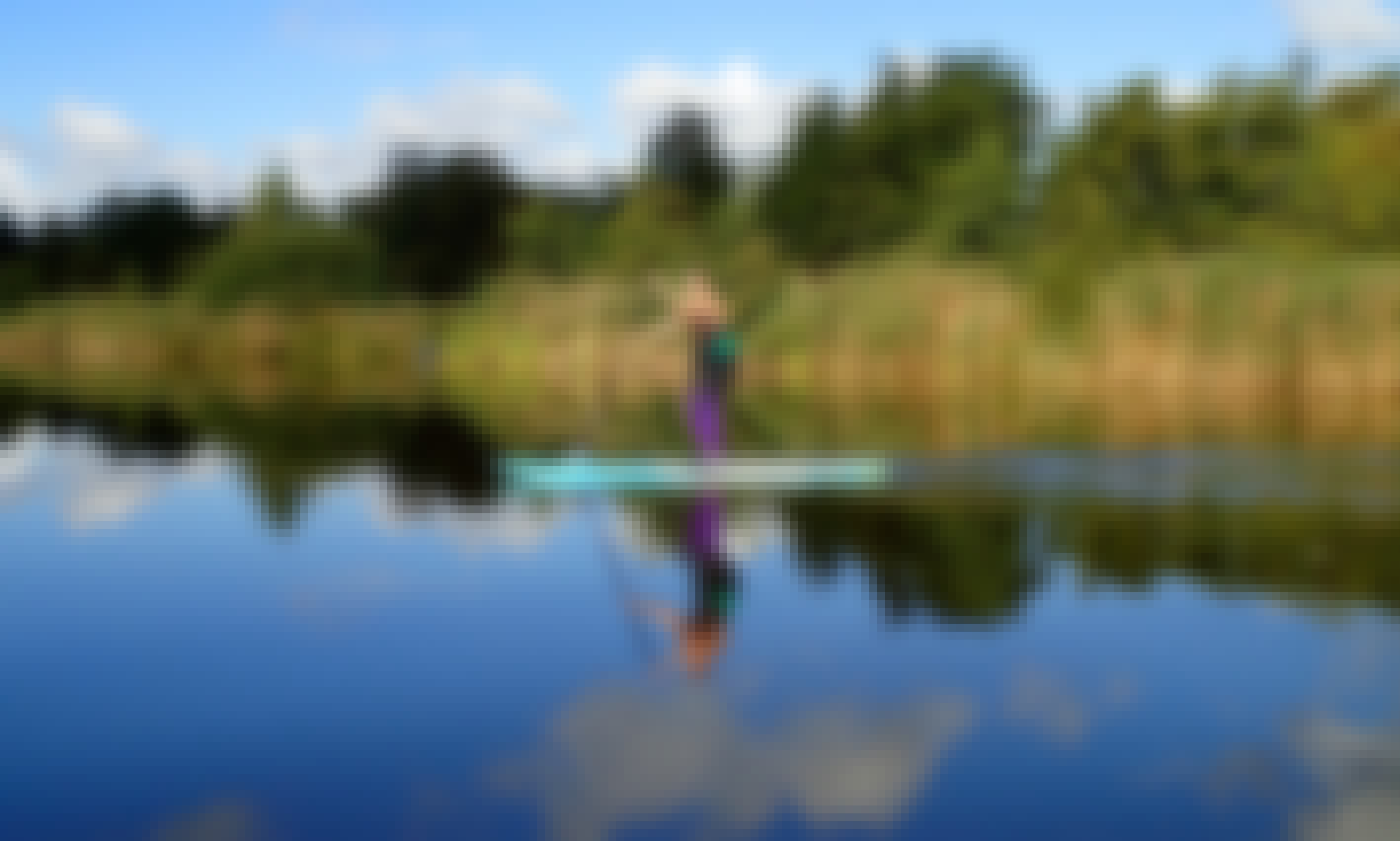 SUP Rental, Lessons, Yoga, Pilates & Dogs-SUP in Loosdrecht