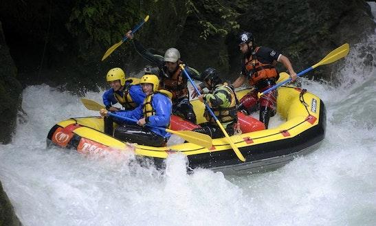 Rafting Trips In Terni, Italy
