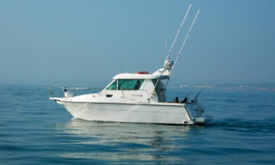 Fishing Boat Trip In Salou