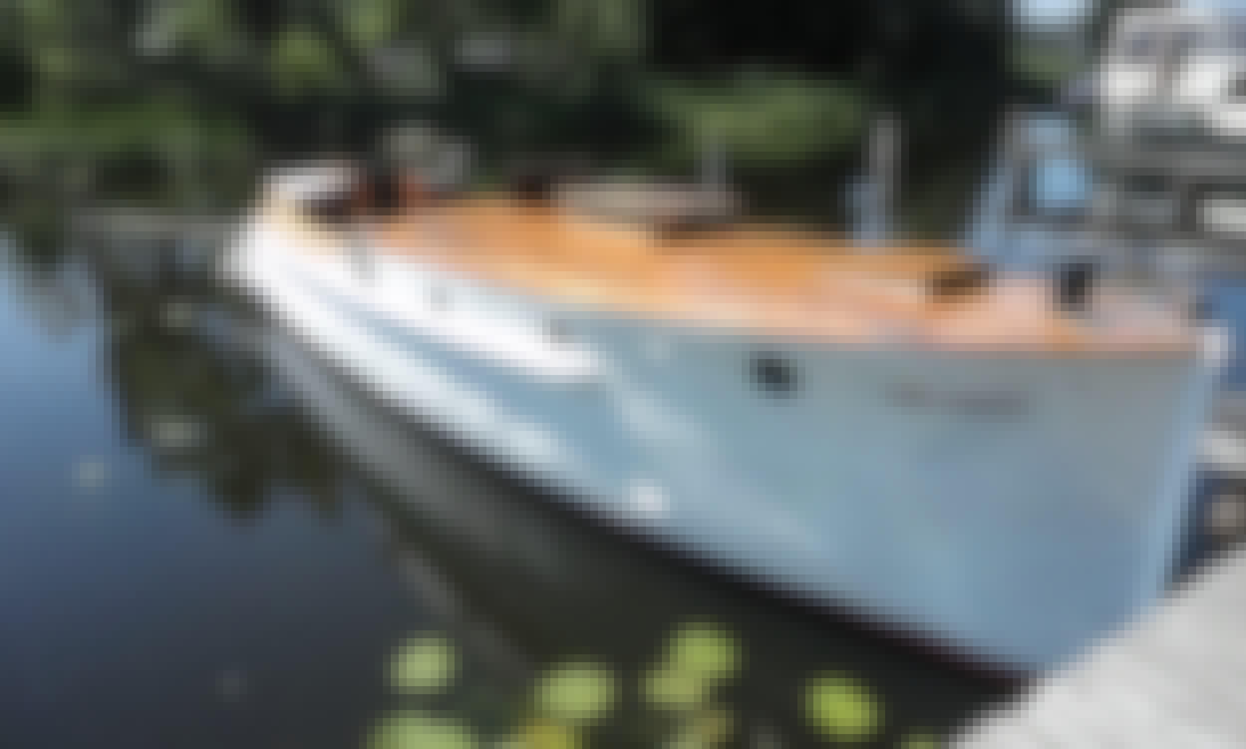 """Charter 36ft """"Oblomov"""" Backdecker Canal Boat In Berlin, Germany"""