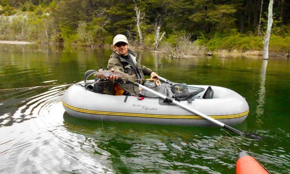 Guided Float Fishing Trips In Bariloche