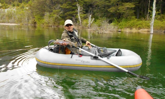 Guided Float Fishing Trips In Bariloche