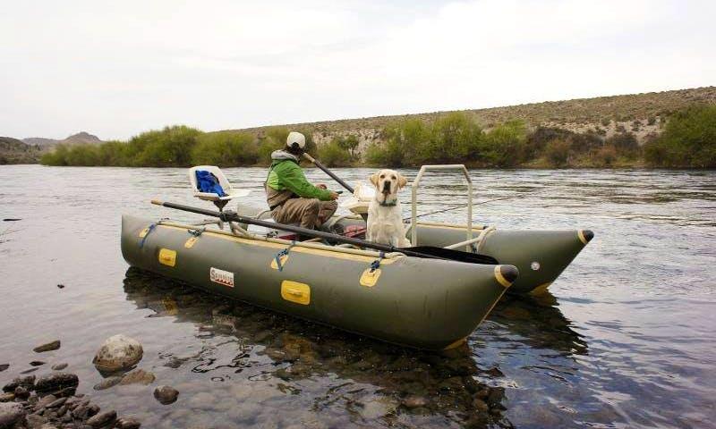Guided Fishing Trips In Bariloche