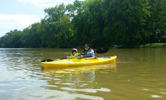 Kayaking The Nottawasaga River