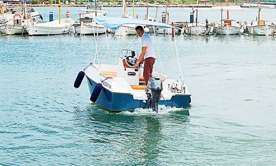 2010 Motor Yacht Charter In Illes Balears, Spain