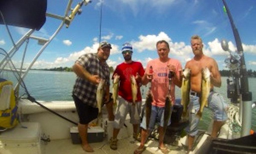26 39 Cuddy Cabin Fishing Trips In Demorestville Canada