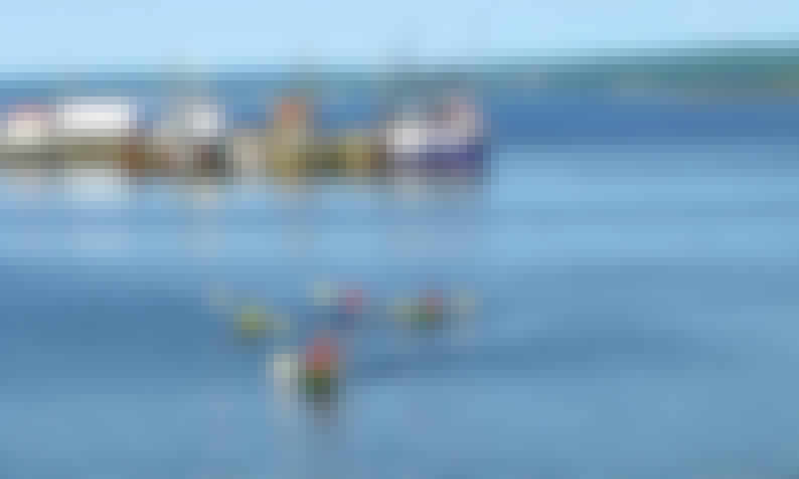 Riot Single Kayak Rental in Digby