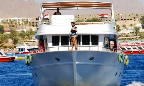 Fantastic Boat Excursion For 25 Person In South Sinai Governorate, Egypt